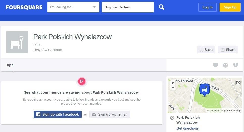 park_polskich_wynalazcow_foursquare